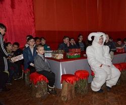 Адвентисты с районной властью на Одесщине провели праздники для детей