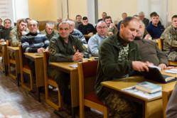 Баптисты провели в Киеве мотивирующую конференцию для капелланов АТО