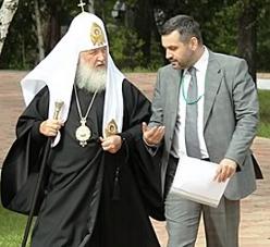 """В РПЦ """"тяжело переживают"""" из-за Украины и ждут момента, когда Патриарх Кирилл сможет ее посетить"""