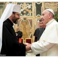 """Папа Франциск: """"Крик болю і страждання українського народу є добре відомий Богові"""""""