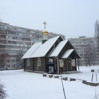 У Києві намагалися підпалити храм УПЦ
