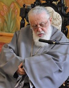 Сотрудника Грузинской Патриархии подозревают в намерении отравить Патриарха Илию II