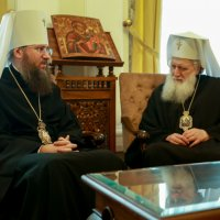 Митрополит УПЦ поскаржився Болгарському Патріарху на упереджене ставлення до своєї конфесії з боку Департаменту у справах релігій України