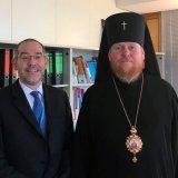 Речник УПЦ КП провів зустрічі у Раді Європи