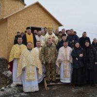 На Донеччині освячують храми і каплички УГКЦ для військових та волонтерів