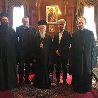 Зустріч ректора київського Відкритого православного університету з Вселенським Патріархом дала дею нового проекту
