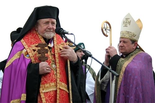 На Львівщині відбулася екуменічна зустріч задля примирення поляків і українців