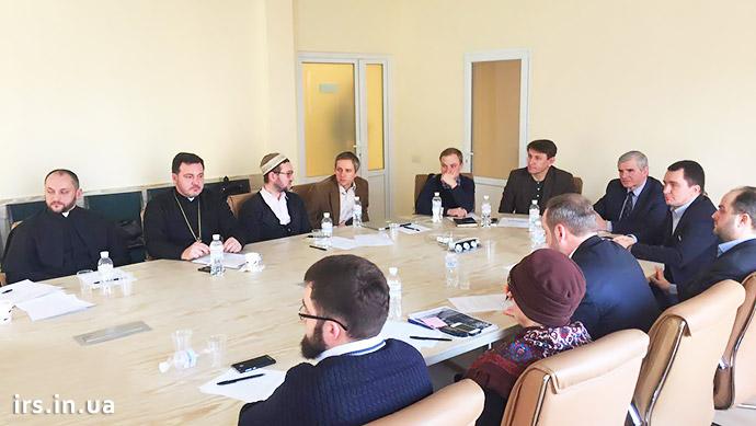 Всеукраїнська Рада Церков обговорила план спільної соціальної роботи