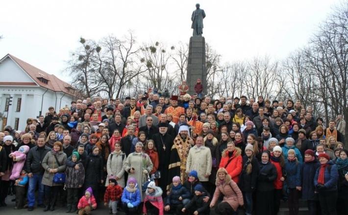 Міністри взяли участь у всеукраїнській акції УГКЦ «Паростки єднання»