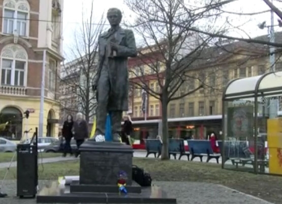 Глава УГКЦ в Чехії декламував поезію Тараса Шевченка