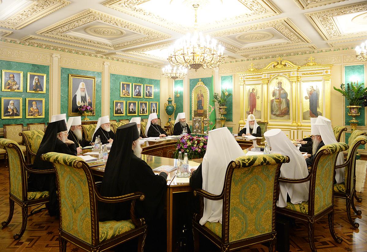 Два архиерея УПЦ вошли в комиссию РПЦ по делам старообрядцев
