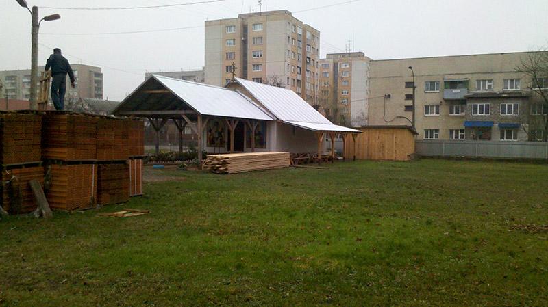 Єпархії УПЦ (МП) та УАПЦ змагаються за земельну ділянку в Ужгороді