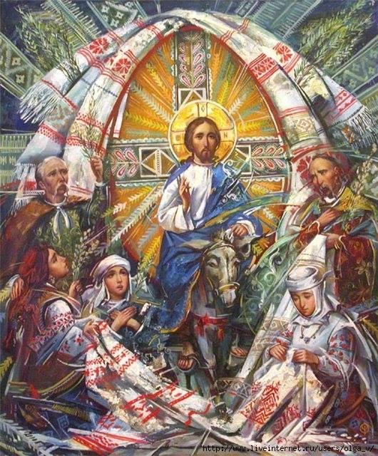 У Кропивницькому відкриють виставку святих в українських костюмах