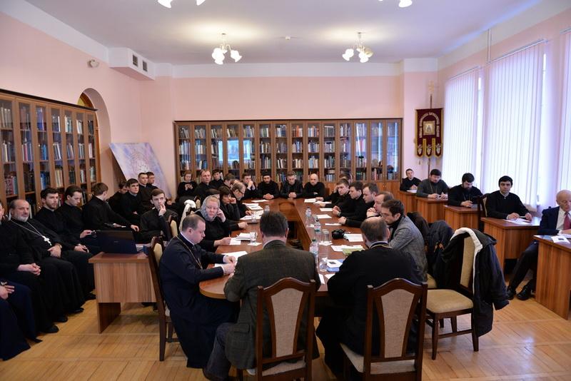 В Києві обговорили проект св. Петра Могили щодо Київського Патріархату