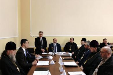 Рада Церков Буковини стурбована порушеннями прав людини на сході України
