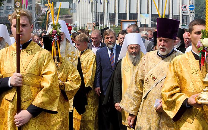 Депутат Новинський вніс ще один законопроект на захист церковного майна
