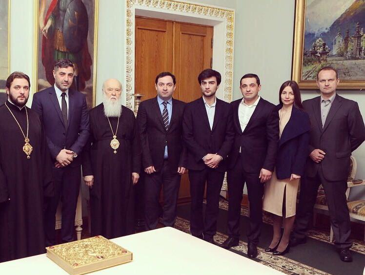 УПЦ КП разом з грузинською діаспорою будуватиме храм у Києві