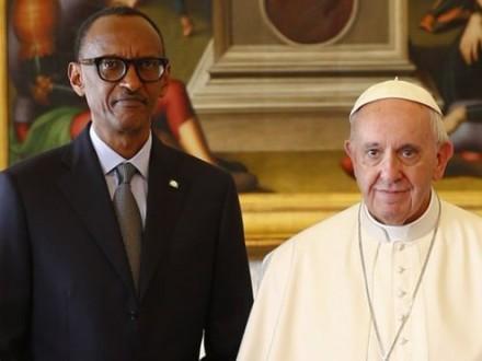 Папа Римський визнав гріхи Католицької церкви в Руанді