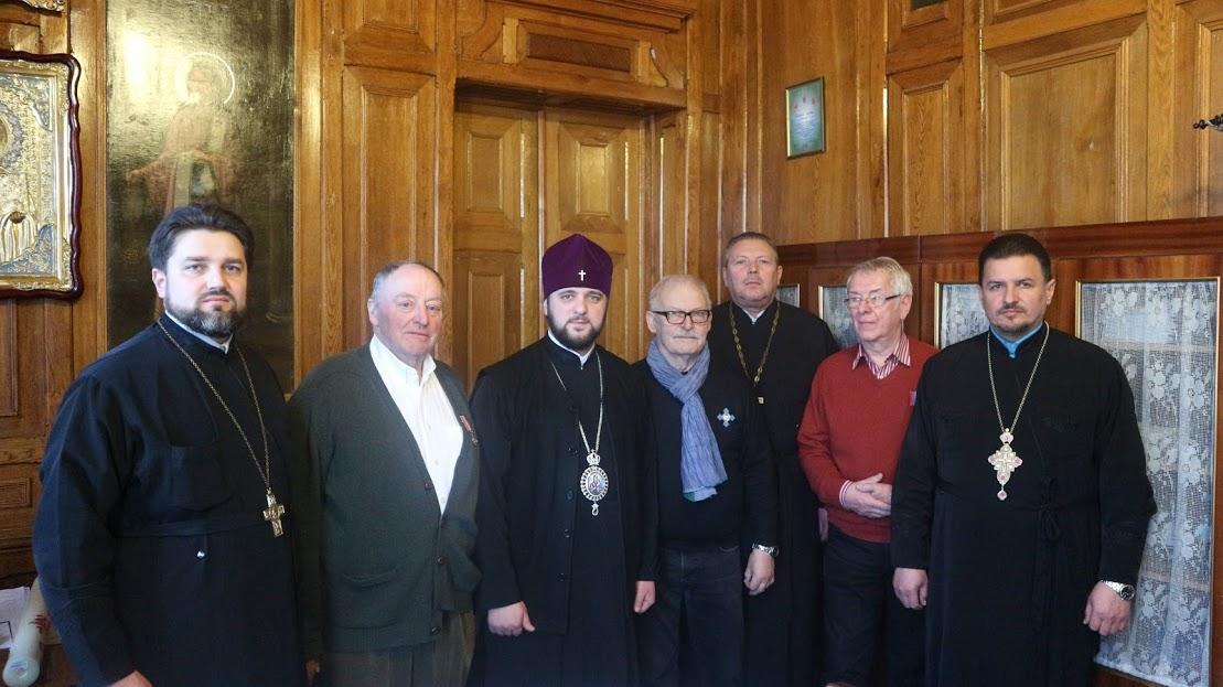 Німецькі протестанти-благодійники взяли під опіку Рівненську семінарію УПЦ КП