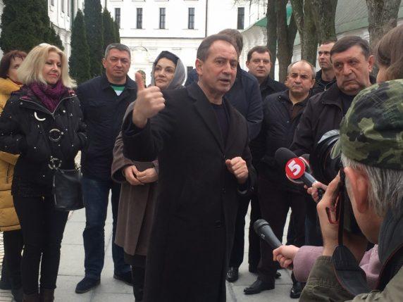 У Києво-Печерській лаврі створюють музей гетьмана Івана Мазепи, відлученого від РПЦ