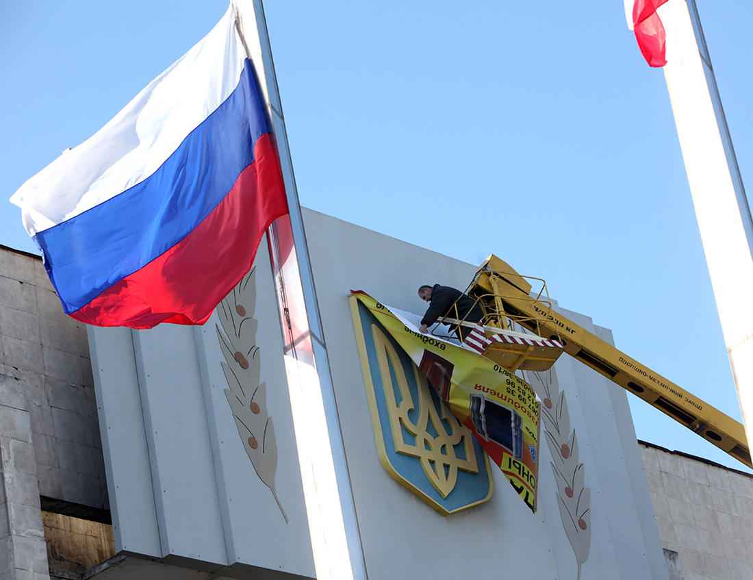 """Участники """"Крымской весны"""" рассказали, как использовалась церковь для отрыва Крыма от Украины"""