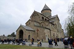 В Грузии отметили 100-летие восстановления автокефалии, осужденной Русской Церковью