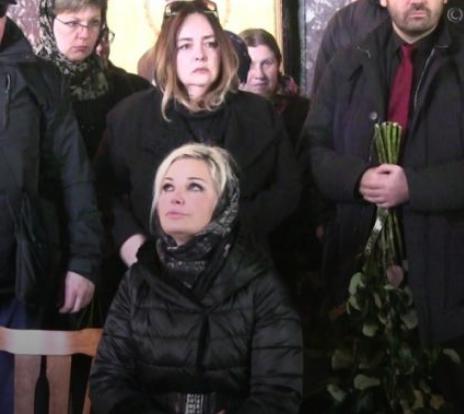Вдова Дениса Вороненкова за порадою священика перенесла концерт, присвячений пам