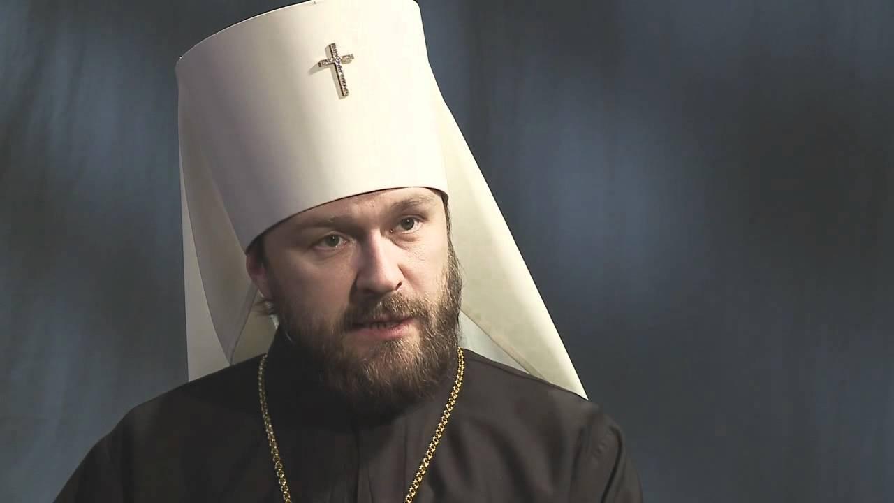 Глава ОВЦС МП митрополит Иларион переиначил позицию власти Украины по автокефалии