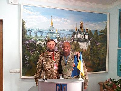 Українські священики взяли участь у програмі співробітництва Нацгвардії Каліфорнії та ЗСУ