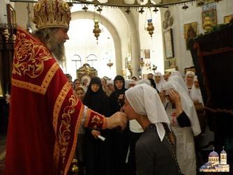 Подворье афонского монастыря в Киеве прекращает свою деятельность