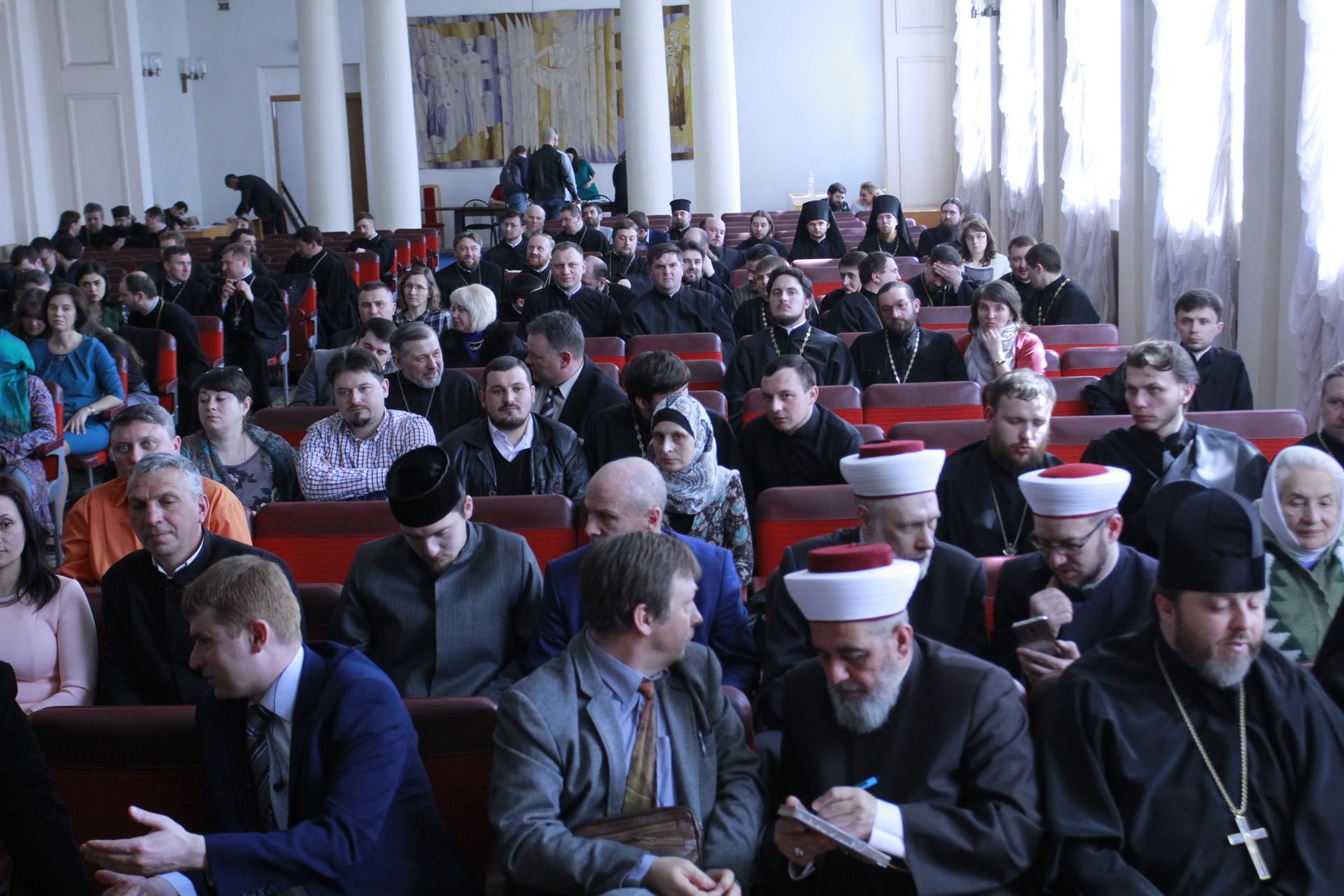 Понад 200 осіб отримали свідоцтва про державне визнання документів про вищу духовну освіту, наукові ступені та вчені звання