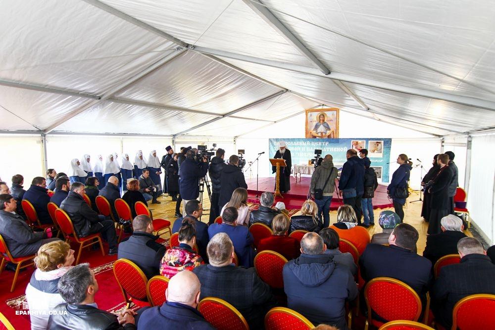 УПЦ презентувала проект будівництва свого першого центру хоспісної та паліативної медицини