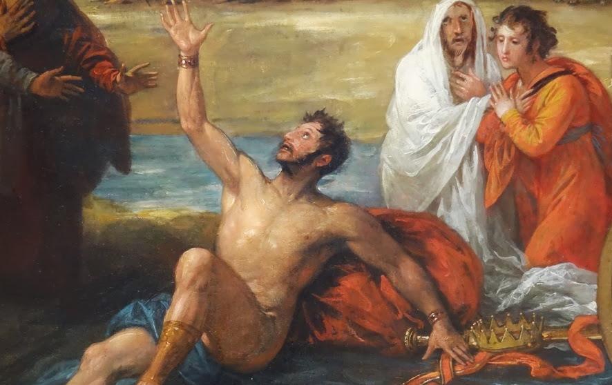 Неужели и Саул во пророках?