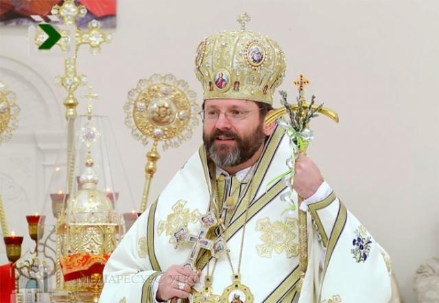 """Глава УГКЦ попереджає про політиків, які на Пасху """"бігатимуть по церквах"""", а потім """"за 30 срібняків продадуть національну українську ідею"""""""