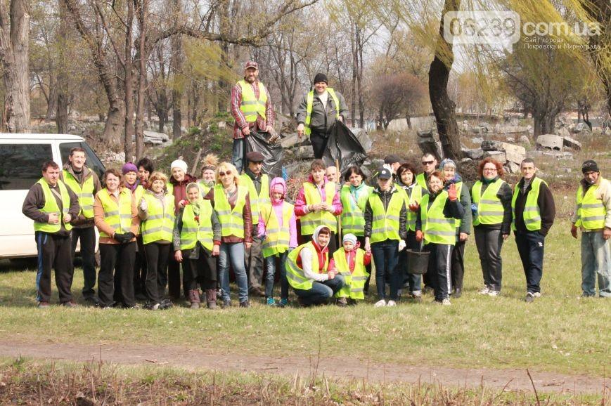 Протестанти проводять Всеукраїнську акцію з благоустрою та прибирання «Чисте серце – чисте місто»