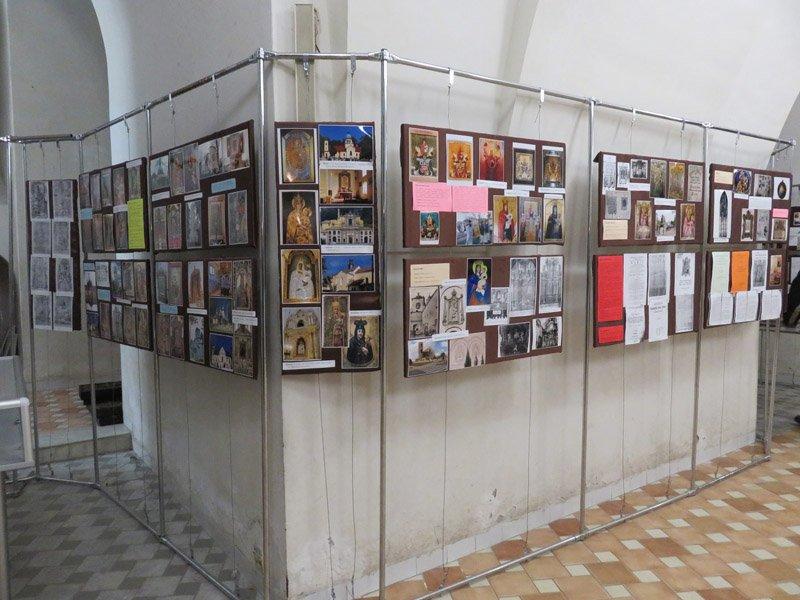 Історію головної католицької святині України представлено в бердичівському костелі