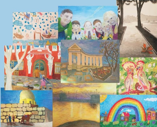 """Одесский дом-музей Н. Рериха при поддержке """"Красного креста"""" провел в Италии выставку детского рисунка"""