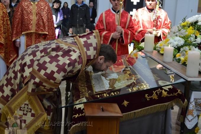 """Глава УГКЦ: """"Думають, що вбивають Україну, а натрапляють на самого Сина Божого"""""""