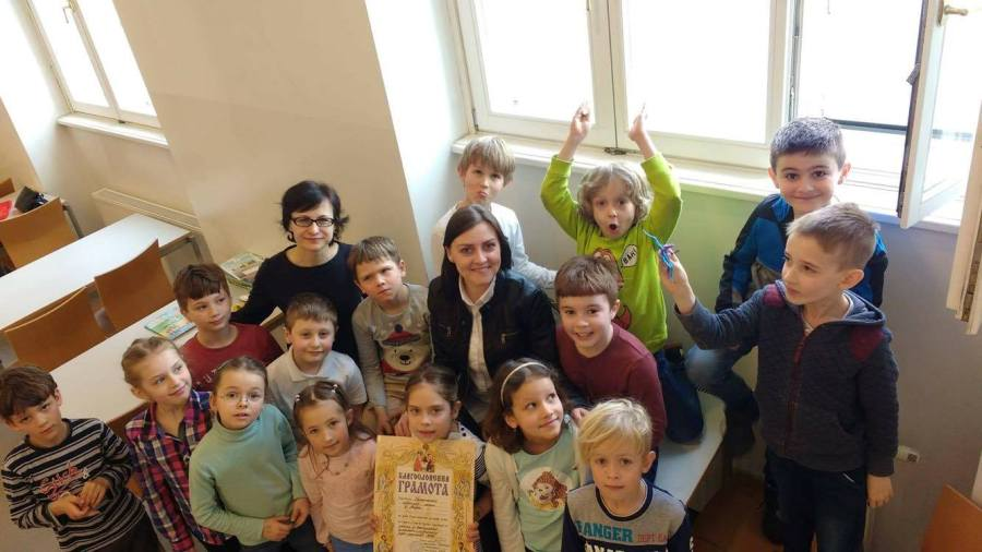 Вийшов перший україномовний християнський журнал для дітей австрійської діаспори