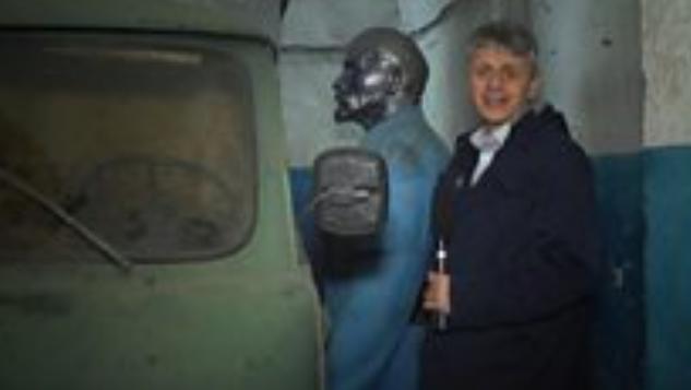 """На Київщині хочуть продати Леніна """"на куполи"""" для церкви"""