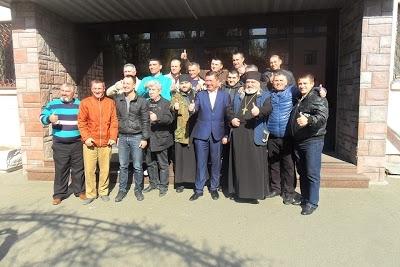 Державна кримінально-виконавча служба провела у Києві міжконфесійні навчання для тюремних капеланів
