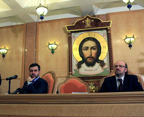 """В РПЦ обещают распространить """"Крымскую весну"""" на весь мир"""