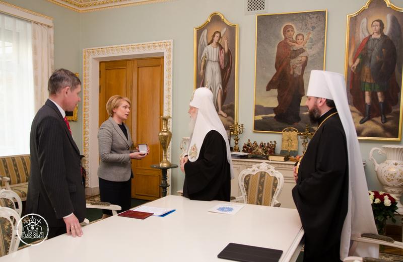 Міністр освіти високо оцінює діяльність богословської академії УПЦ КП