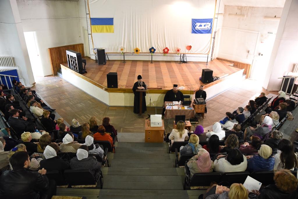 В УПЦ і УГКЦ відбулися форуми матушок та фахівців з родинного життя