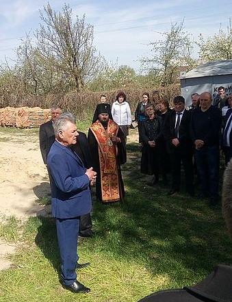 Архієпископ УАПЦ взяв участь в урочистому врученні Всеукраїнської премії Івана Огієнка