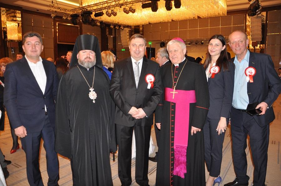 Католики і православні відзначили у Харкові День Конституції Польщі
