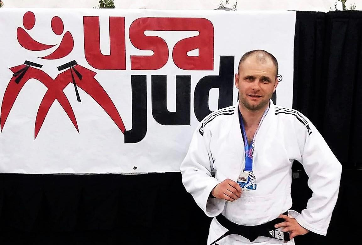 Український єзуїт зайняв друге місце на чемпіонаті США з дзюдо