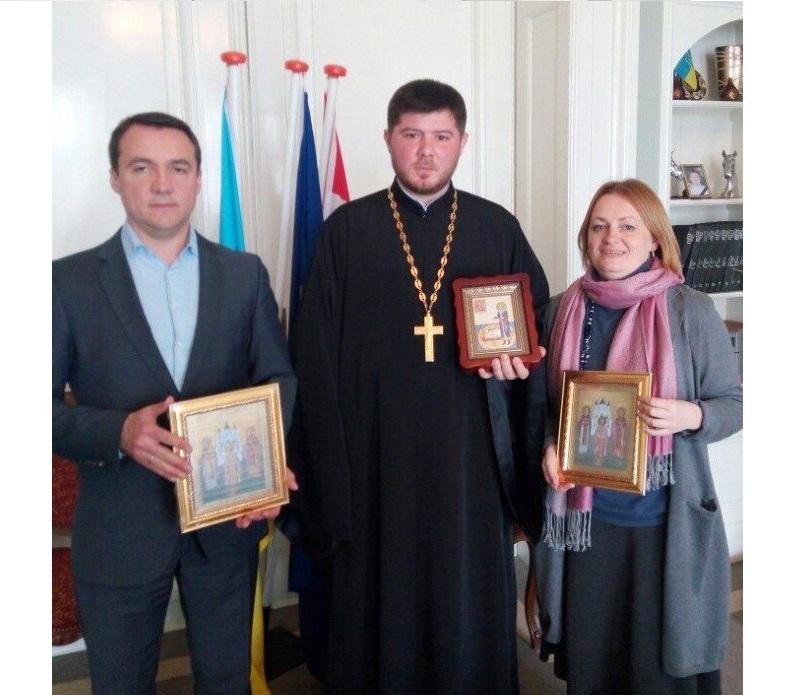 У Гаазі священик УПЦ опікує українську діаспору при храмі РПЦ
