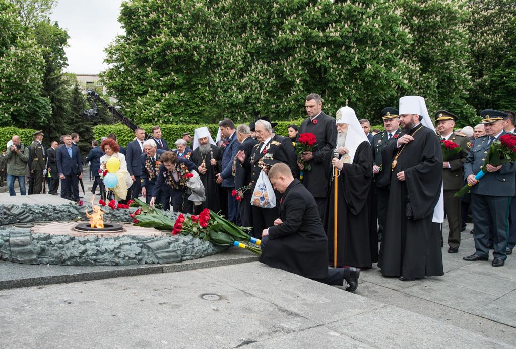 Церкви активно відзначили День пам