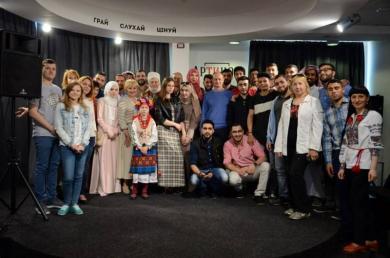 Имам мечети инициировал в Виннице украино-арабскую встречу «Инопланетян среди нас нет»